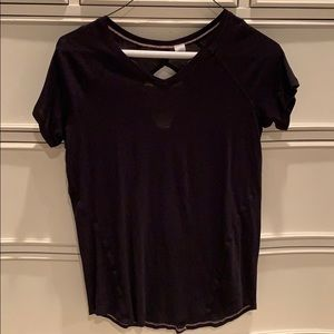 black ivivva top